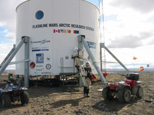 FMARS Research Station