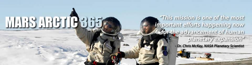 Mars Arctic 365 | a Mars Society Mission on Devon Island